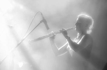Organic Noises . Live at the Polish Radio Lublin Concert Studio . 2018-02-16T20:12:12:01 , Fot. Piotr Michalski