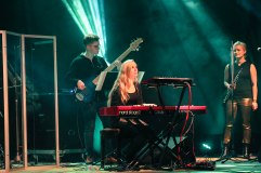 Organic Noises . Live at the Polish Radio Lublin Concert Studio . 2018-02-16T20:18:05:14 , Fot. Piotr Michalski