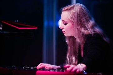 Organic Noises . Live at the Polish Radio Lublin Concert Studio . 2018-02-16T21:00:02:82 , Fot. Piotr Michalski